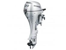 2017 HONDA 20 HP BF20D3SH Outboard Motor