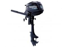 2017 Tohatsu 3.5 HP MFS3.5BS Outboard Motor