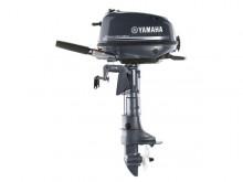 2017 Yamaha F6 F6SMHA Outboard Motor