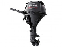 Suzuki 9.9 HP DF9.9BS Outboard Motor
