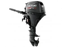 Suzuki 15 HP DF15AEL Outboard Motor