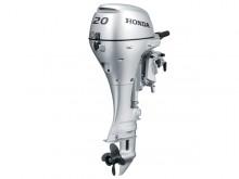 2017 HONDA 20 HP BF20D3LHT Outboard Motor