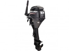 2017 Mercury 9.9 HP 9.9ELH-CT Outboard Motor