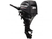 2017 Mercury 20 HP 20MH Outboard Motor
