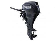 2017 Tohatsu 20 HP MFS20DEFL Outboard Motor
